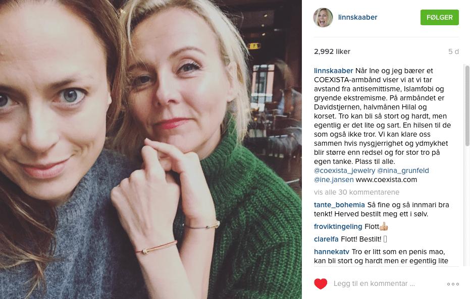 Linn Skåber og Ine Jansen 20nov2015