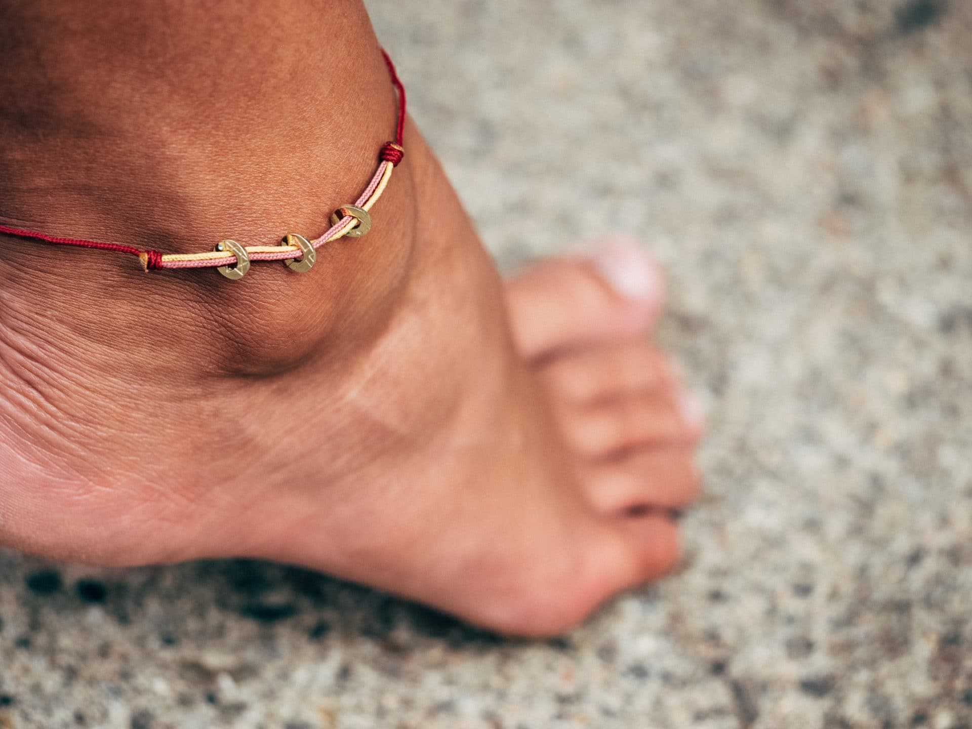 ways elegant anklet photos ksvhs forever locking wear anklets jewellery keep to the s alive permanent
